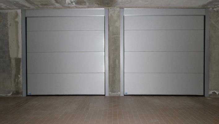 Portoni sezionali garage di Sistema Facile
