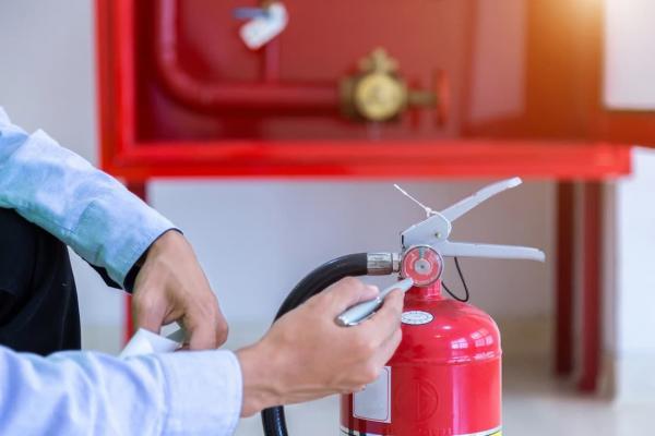 Impianto antincendio domestico