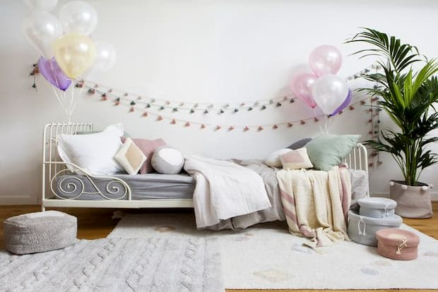 Camerette shabby chic - Lorena Canals - cuscini