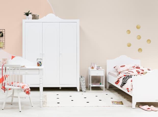 Camerette shabby chic per bambine - Bopita - Evi