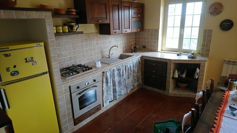 La cucina a muratura di Costruisci & Ripara con Fabio