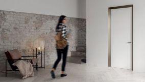 ECLISSE 40, la nuova porta tridimensionale per la tua casa