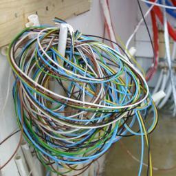 Plastica per tubazioni e impianti elettrici