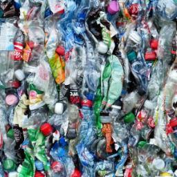 Plastica da riciclo