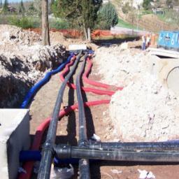 Impianto di adduzione del gas