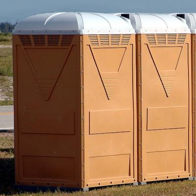 Servizi igienici per cantieri edili con materiali riciclati
