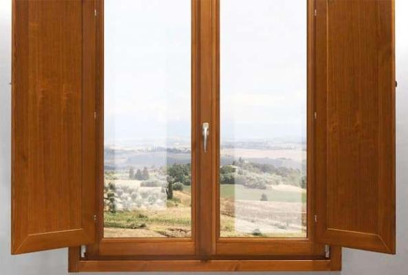 Finestra di legno - PB Finestre