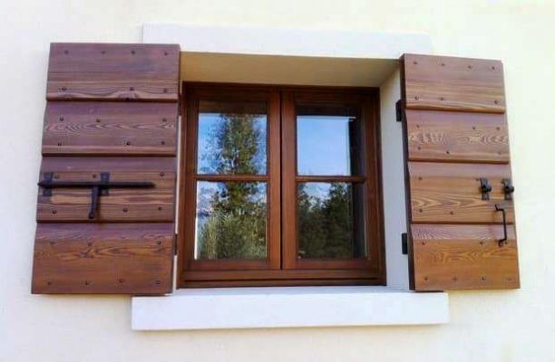 Finestra in legno - Legnomart