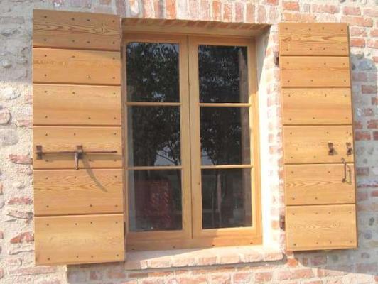 Finestra legno - Legnomart