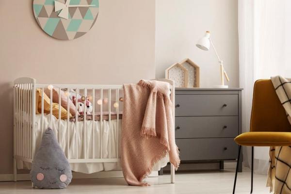Colori cameretta neonato