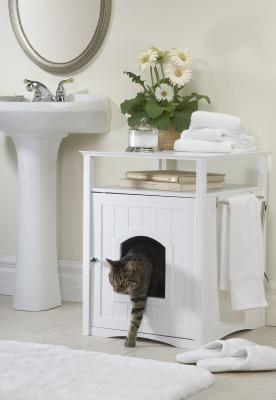 Lettiera per gatto