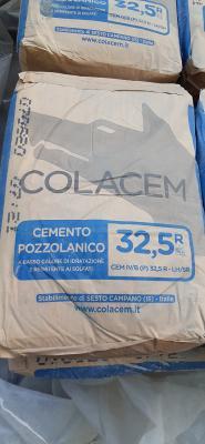 Cemento Portland per massetto tradizionale - Colacem