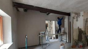 Intonaci per interni che migliorano l'aria indoor