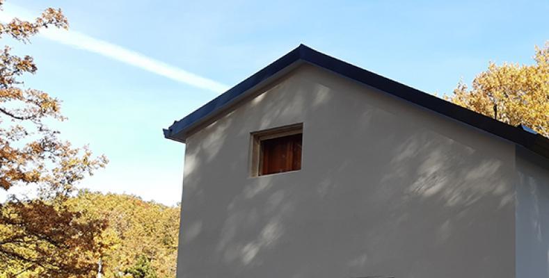 Pittura al quarzo per facciata Hidroquarz - San Marco