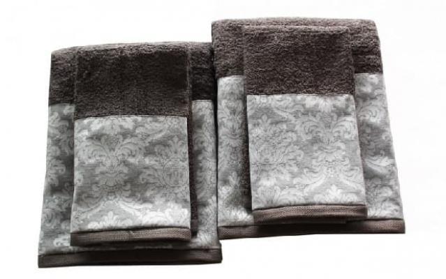 Tessuto Damasco asciugamani Maravica