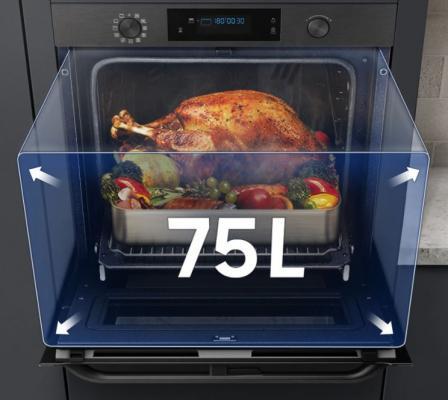 Capienza forno Samsung