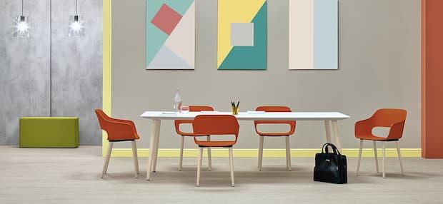 Trend design 2020 per il living by Pedrali