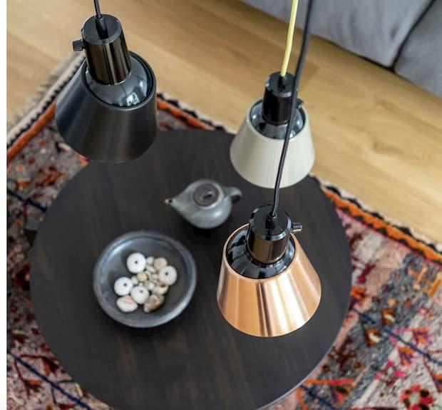 Living contemporaneo K831 Midgard's lamps