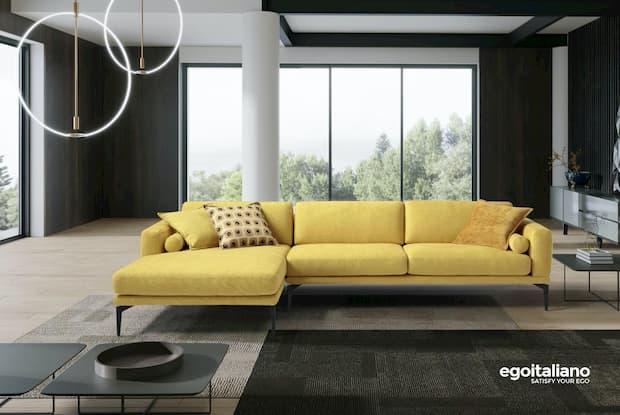Tendenze arredamento 2020 divano Masù design Egoitaliano