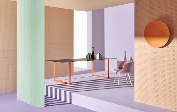 Tendenze arredamento 2020 colori per living Pedrali