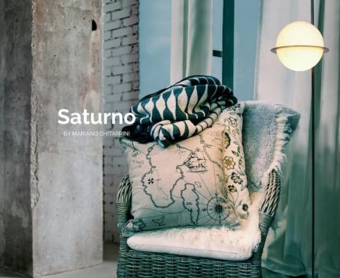 Tendenze arredamento 2020 modello Saturno Lux cambra design