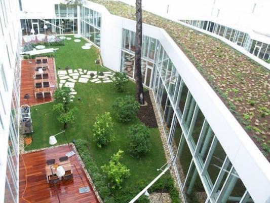Guaine impermeabilizzanti x tetto verde Polyglass