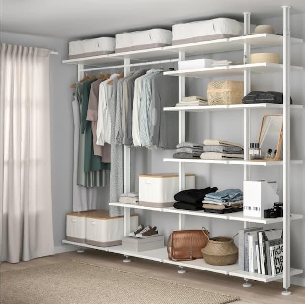Sistema componibile ELVARLI di IKEA