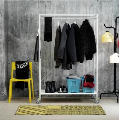 Appendiabiti con rotelle SAMMANKOPPLA di IKEA