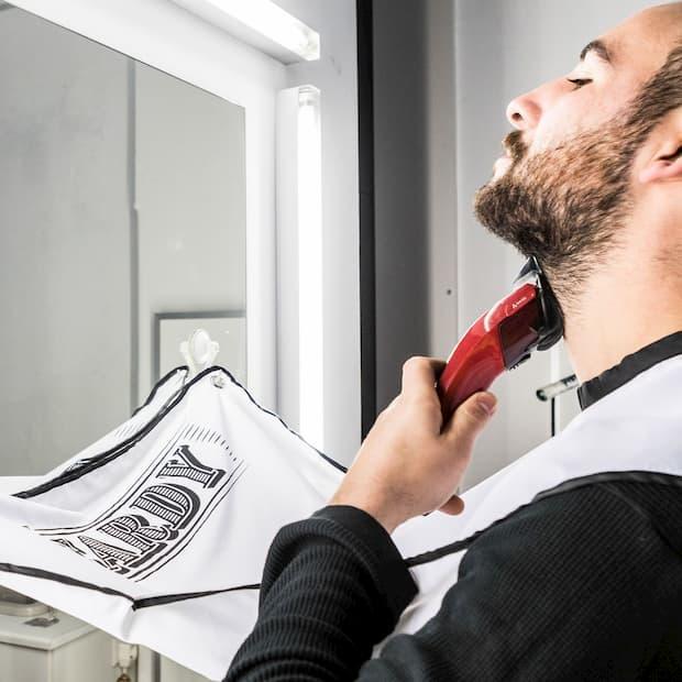 Grembiule da barba di Troppotogo