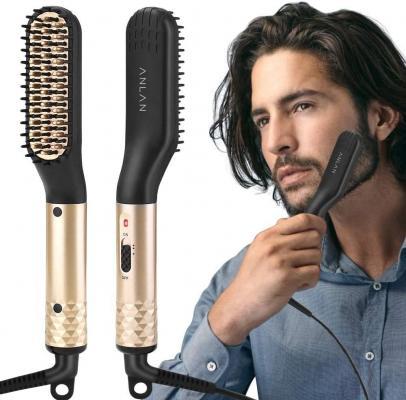Spazzola lisciante per barba su Amazon
