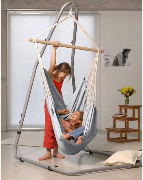 Suspended armchair model Amaca - Amazon