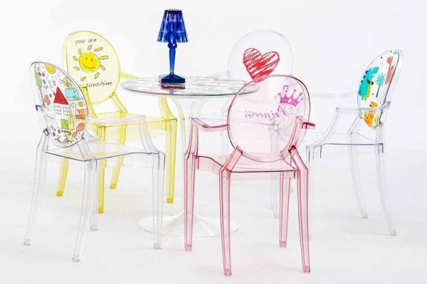 Camerette bambini - Kartell - Lou Lou Ghost