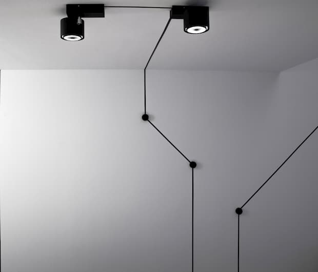 Wall decorative objects - Endless Davide Groppi