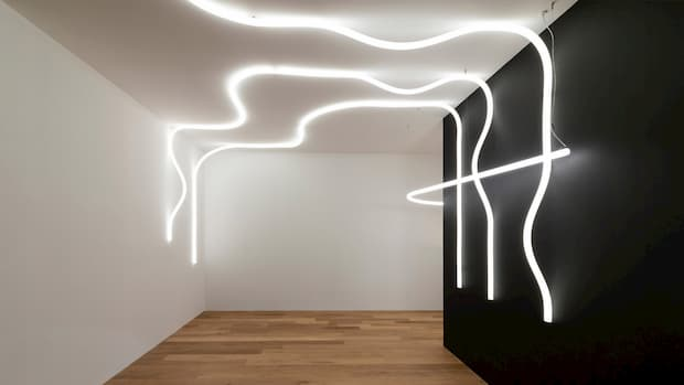 Decorative wall objects - The Artemide Line