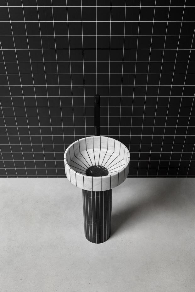 Antoniolupi, lavabo freestanding per il bagno 024