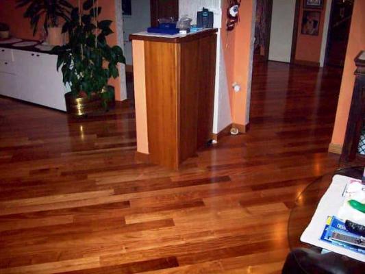 Progetto casa: parquet obliquo Pegaso Parquet