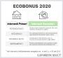 Interventi secondari ecobonus 2020