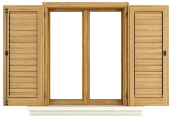 Ottima soluzione per la sostituzione di finestre in una seconda casa in campagna