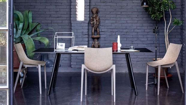 Sedie di design Zartan Eco juta - Foto by Magis