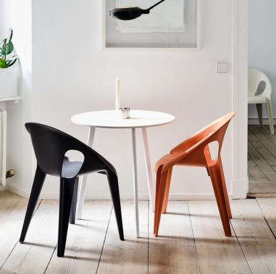 Sedie ecologiche Bell Chair - Foto by Magis