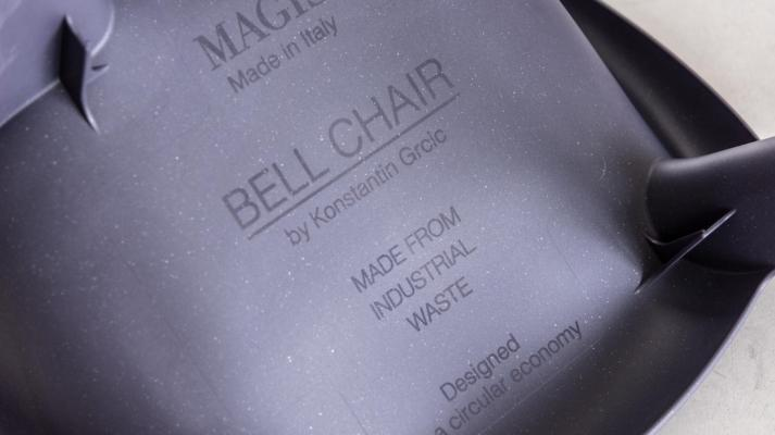 Bell Chair - Foto by Magis