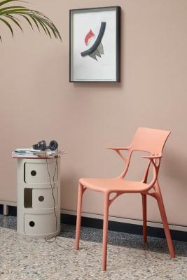 Sedia contemporanea A.I. - Foto by Kartell