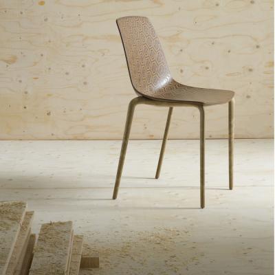 Sedia in materiale composito Alhambra Eco - Foto by Gaber