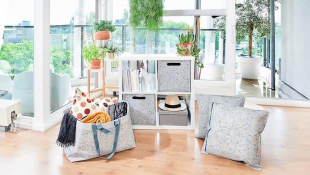 Collezione sostenibile Ikea Tillverka - Foto by Ikea
