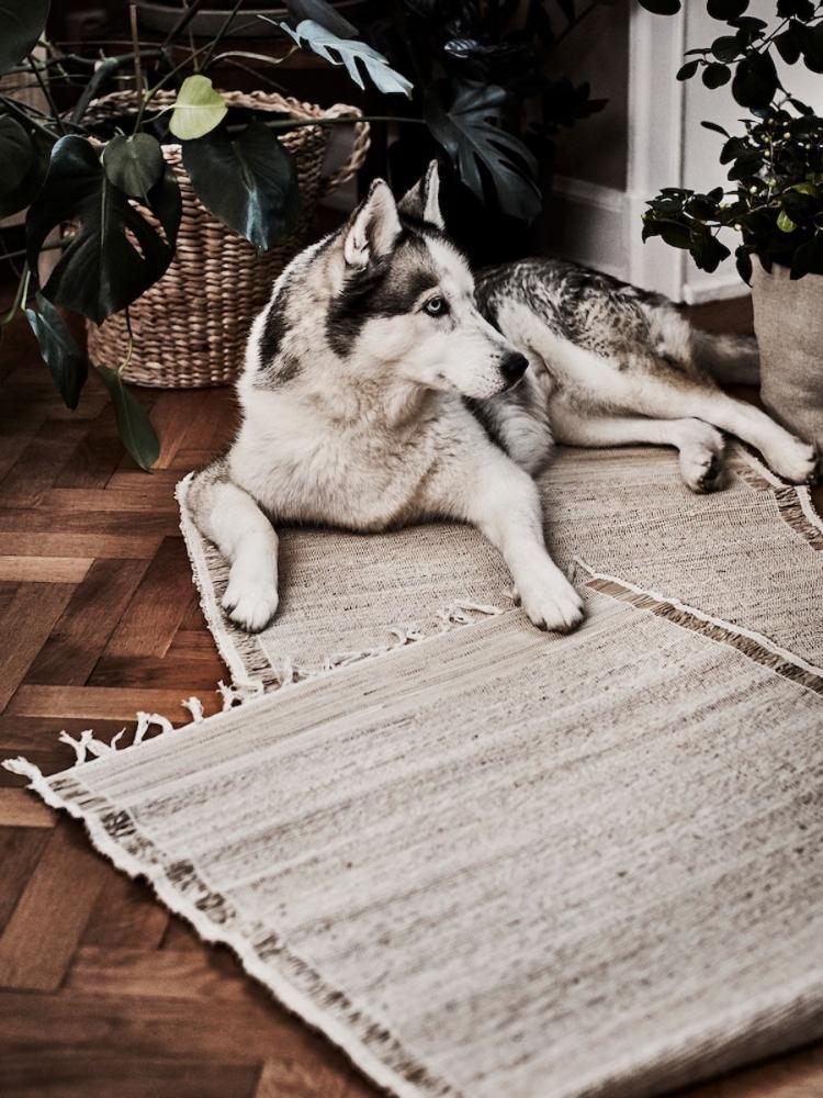 Tappeti della collezione Ikea Botanisk - Foto by Ikea