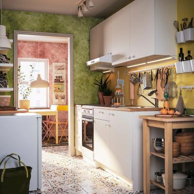 Cucina piccola, IKEA, Knoxhult