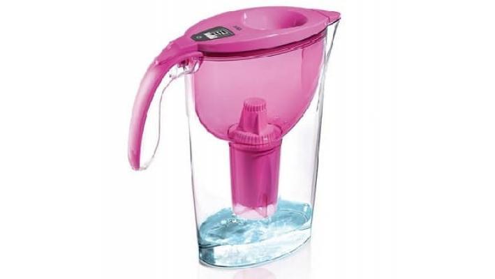 Caraffe filtranti Laica Fridge Line Pink
