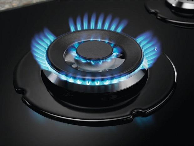 Bruciatore wok del piano cottura GOG 75 cm di Electrolux
