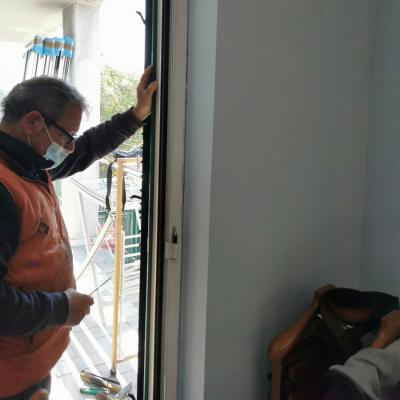 Sostituire gli infissi esterni: rimozione telaio in alluminio