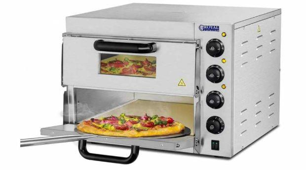 Forno Royal Catering a due vani